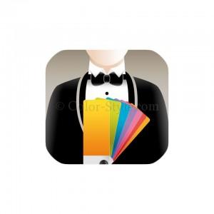 ColorButler Farbpass für iPhone