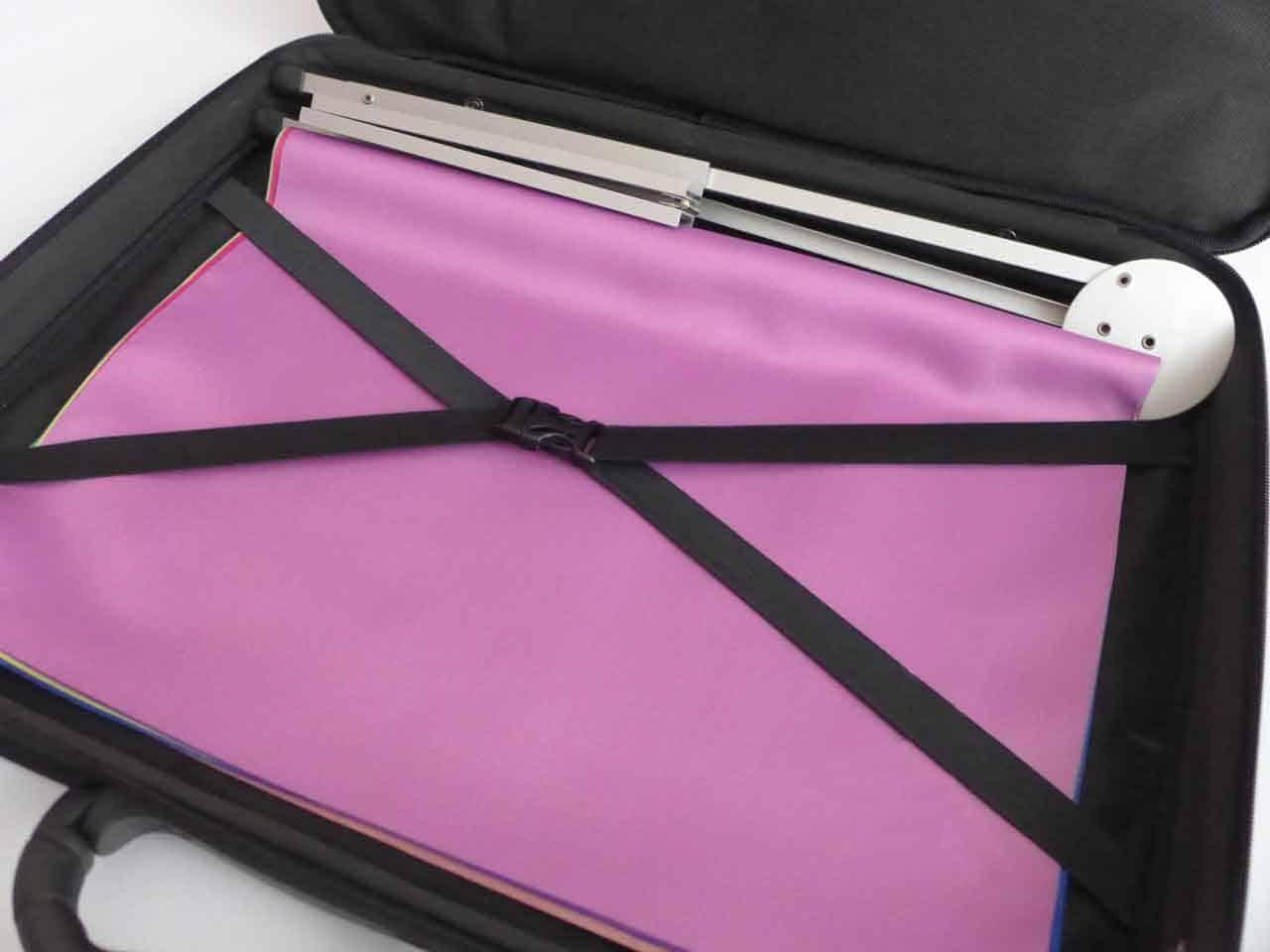 Koffer für Farbberatung und Stilberatung