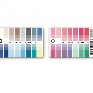 Farbtyp Sommer Farbpass