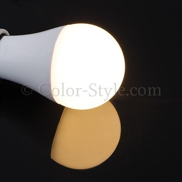 Led-Lampe warmweiß