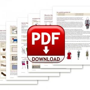 Stilpass Damen als PDF