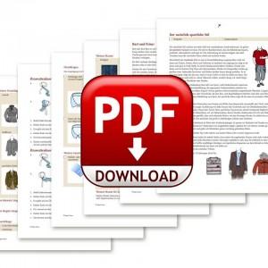 Stilpass Herren als PDF