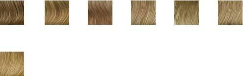 Haarfarben blond