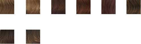 Haarfarben rot