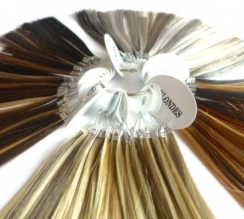 Details zum Haarfarbenring