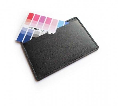 Kartenetui für Karten-Farbpässe